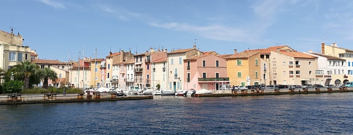 Port de Martigues is one of Puriさんのお気に入りスポット.