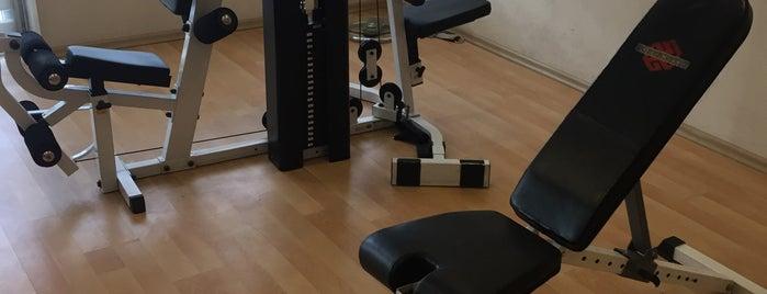 Radisson Blu Fitness is one of Posti salvati di Mehmet Ali.
