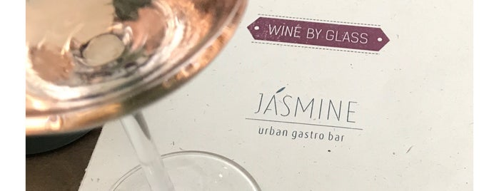 Jasmine Gastro Bar is one of Locais curtidos por Dessislava.