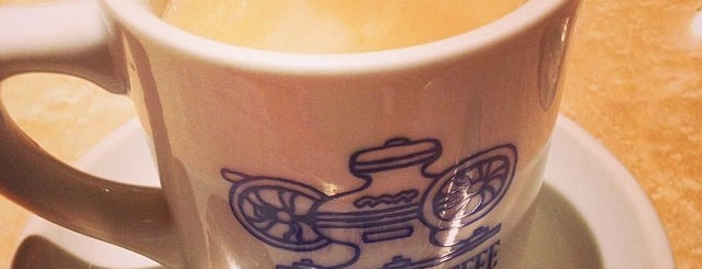 Nishimura Coffee is one of Masahiro : понравившиеся места.