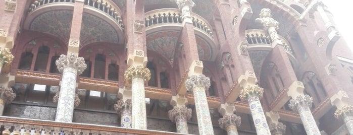 Palau de la Música Catalana is one of Barcelona-To-Do List.
