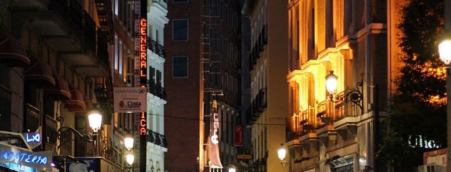 Calle Del Carmen is one of Madrid.