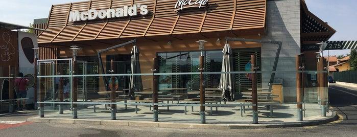 McDonald's is one of สถานที่ที่ Lorenzo ถูกใจ.