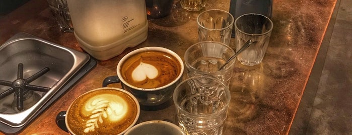 Kaffeine is one of Ericさんの保存済みスポット.