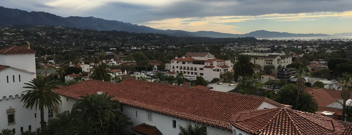Santa Barbara Courthouse is one of Travel Guide to Santa Barbara.