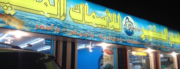 أسماك السفير is one of สถานที่ที่ Tayeb ถูกใจ.