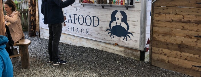 The Seafood Shack is one of Gespeicherte Orte von Lester.