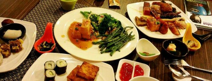 Lotus Vegetarian Restaurant is one of Vegan and Vegetarian.