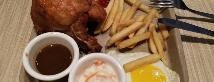 Xin Wang Hong Kong Cafe is one of Asian Eats.