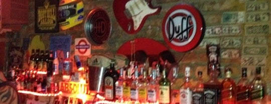 Saloon 79 is one of When in Rio.