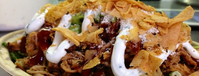Mexicue Taco Truck is one of NYC: Truck You, Foodies!.