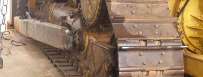 GAE Construção e Comércio Ltda is one of Lieux qui ont plu à Donnato.