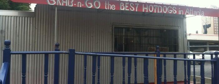 Grab-n-Go is one of Wordbending.com's Little Known Atlanta Gems.