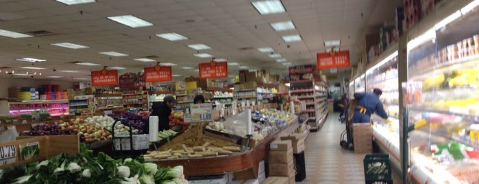 Good Fortune Supermarket is one of Lieux qui ont plu à Wailana.