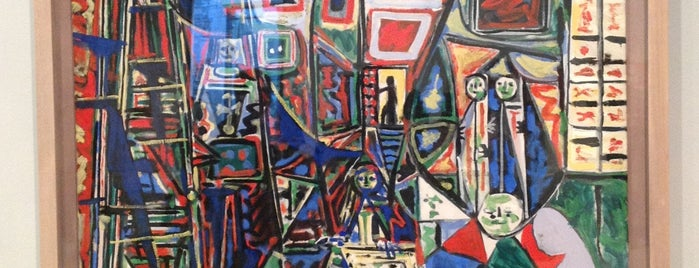 Museu Picasso is one of Barcelona, baby!.