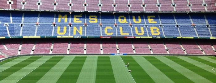 กัมนอว์ is one of Barcelona Essentials.