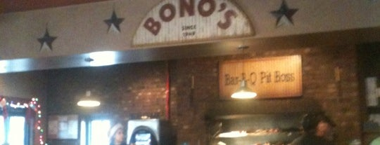 Bono's Pit Bar-B-Q is one of Jacksonville.