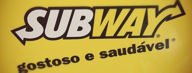 Subway is one of Orte, die Eduardo gefallen.