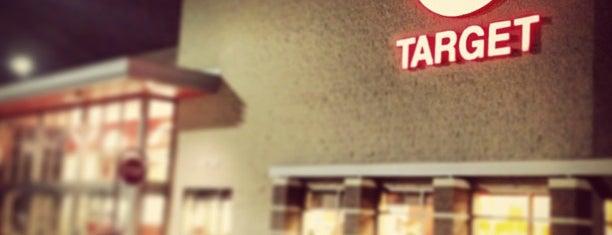 Target is one of Orte, die George gefallen.