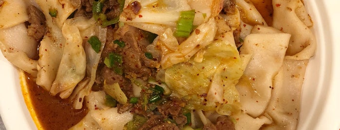 Xi'an Famous Foods is one of Asian NYC.
