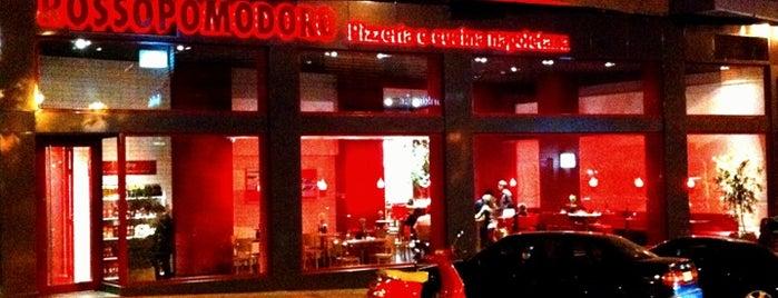 Rosso Pomodoro is one of Tempat yang Disimpan Daniel M.