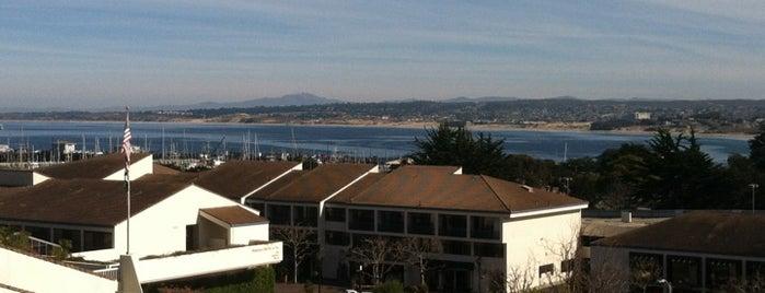 Monterey Marriott is one of Michael : понравившиеся места.