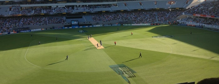 Eden Park is one of Top 10 favorites places in Auckland, New Zealand.