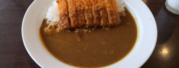 CoCo Ichibanya is one of Orte, die 商品レビュー専門 gefallen.