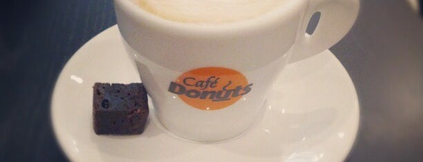 Café Donuts is one of :).