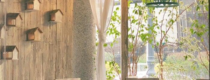 The Grove Restaurant & Café is one of Kuwait 🇰🇼.