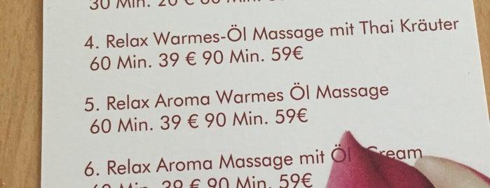 Thaimassage & Wellness - Naruemol is one of Herr 님이 좋아한 장소.