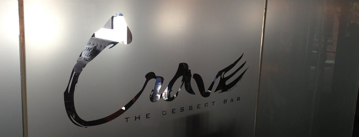 Crave Dessert Bar is one of #visitUS in Charlotte, NC!.