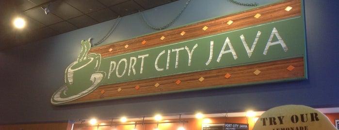 Port City Java is one of สถานที่ที่บันทึกไว้ของ Ridgely.