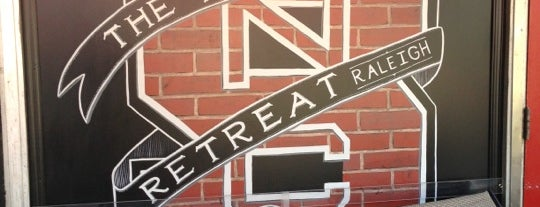 The Players' Retreat is one of Triangle Craft Beer.