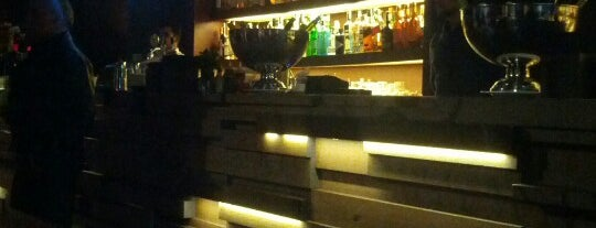 Ricci Lounge Bar is one of Milan by night.