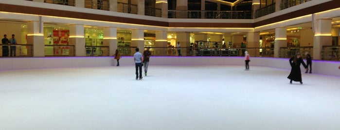 Ice Rink - Hyatt Regency Dubai is one of Best places in Dubai, United Arab Emirates.