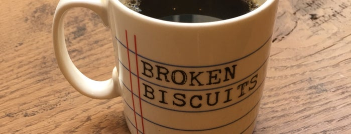 Broken Biscuits is one of Париж. Все подряд..