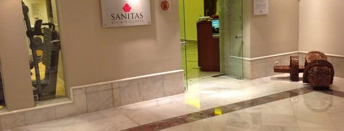 Sanitas Spa is one of Istanbul.