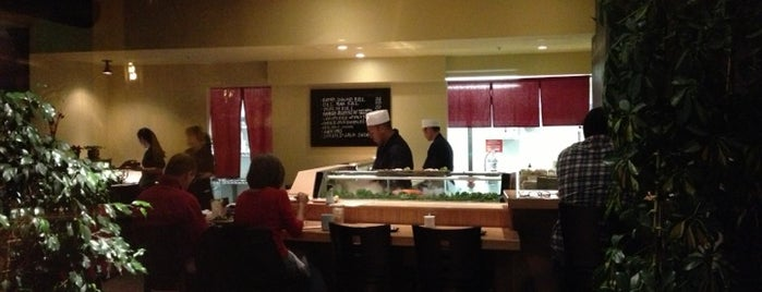 Shino Sushi + Kappo is one of Cameron'un Beğendiği Mekanlar.