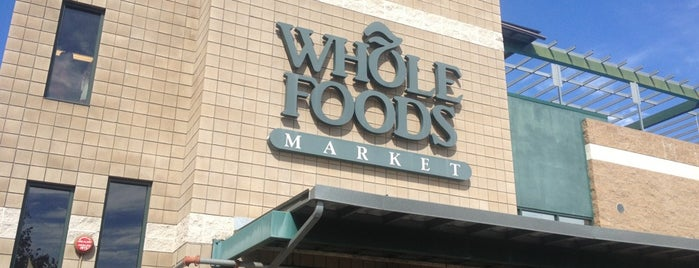 Whole Foods Market is one of Comic-Con International 2015.