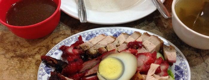 Nasi Campur Kacamata is one of Food!!.