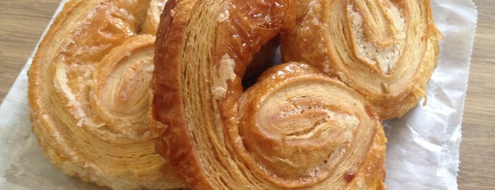 Silver Moon Bakery is one of NYC's Best Coffee, Bagels & Bakeries.