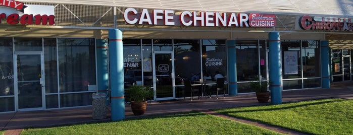 Cafe Chenar is one of Places Dominic Aramato Told Me To Go.