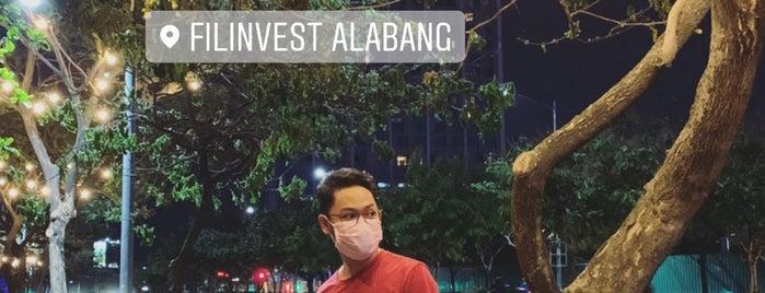 Alabang is one of สถานที่ที่ Shank ถูกใจ.