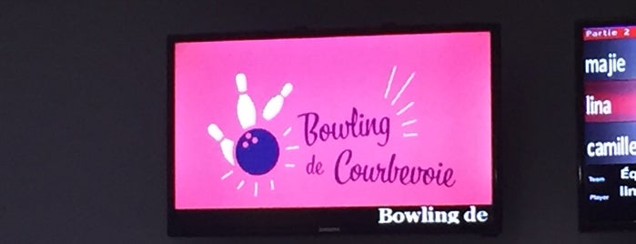 Bowling Charras is one of Nancy's Wonderful Places/Games/	Clothes ect....