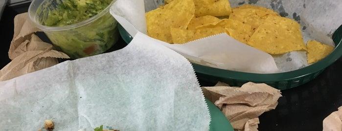El Hefe de Tacos is one of Chicago.