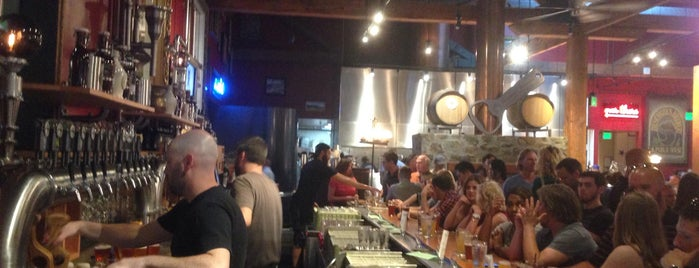 Deschutes Brewery Portland Public House is one of A long weekend guide to Portland.....