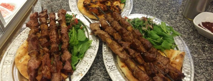 Gaziantepli Beyhan kebap&lahmacun&köfte is one of Posti salvati di Zynp.