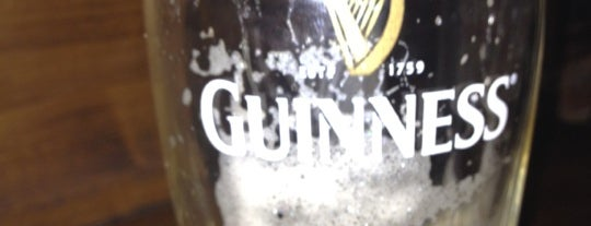 U2 İstanbul İrish Pub is one of Guinness!.