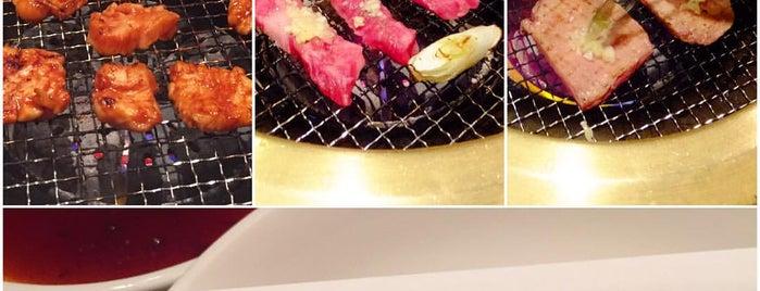 焼肉 雅山 GAZAN is one of 飲食関係 その2.